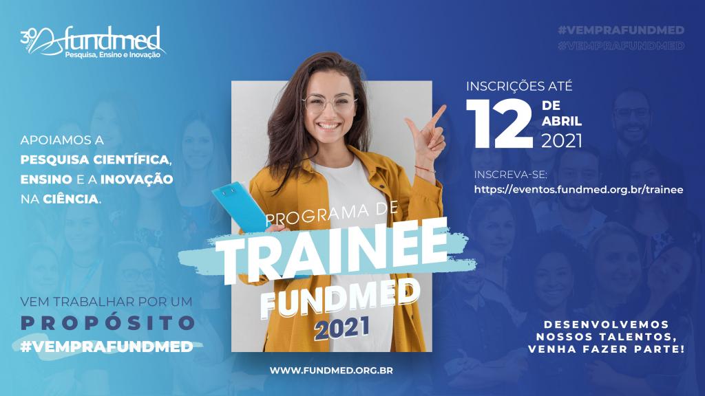 Programa de Trainee FUNDMED 2021