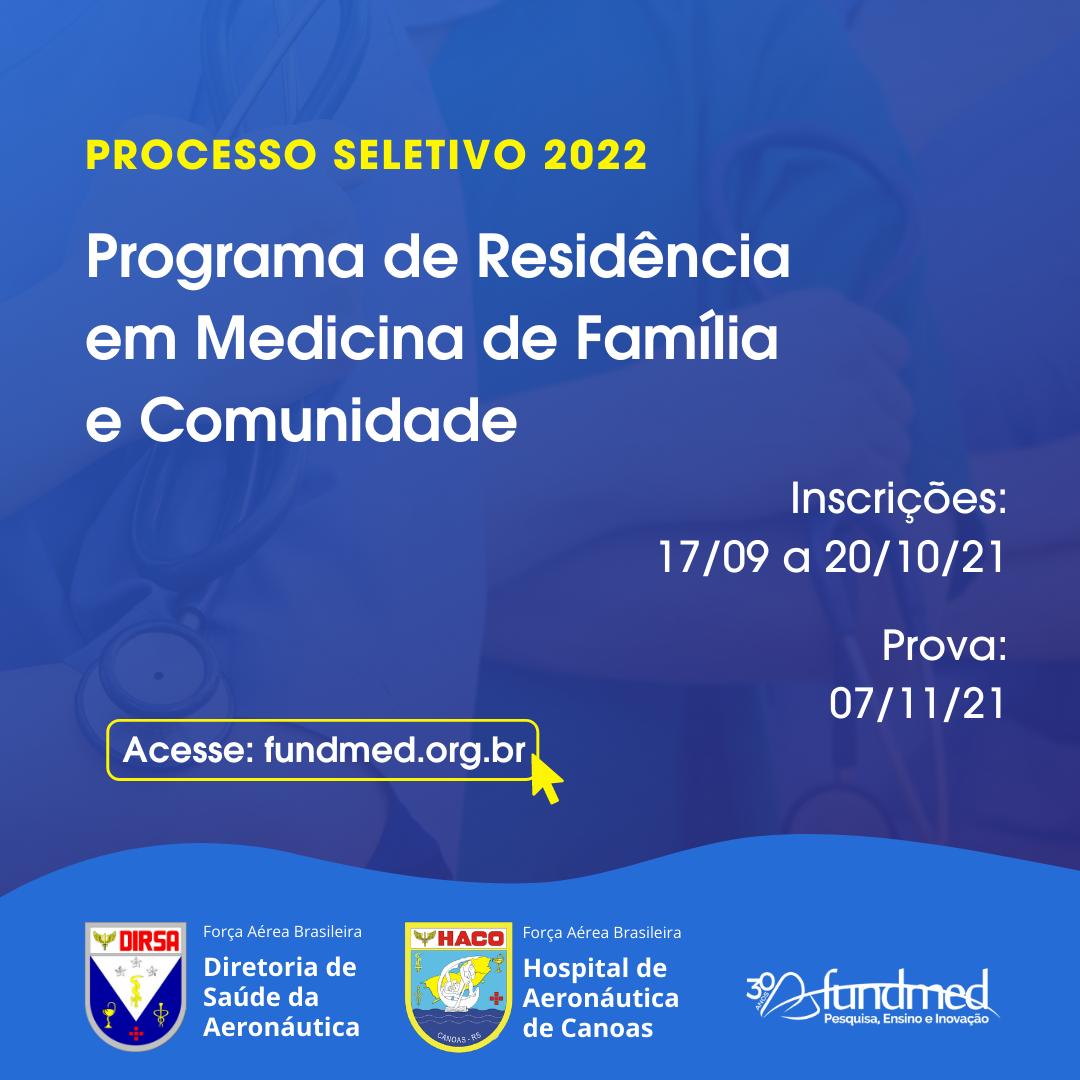 Processo Seletivo HACO 2022 - CARD 4x4